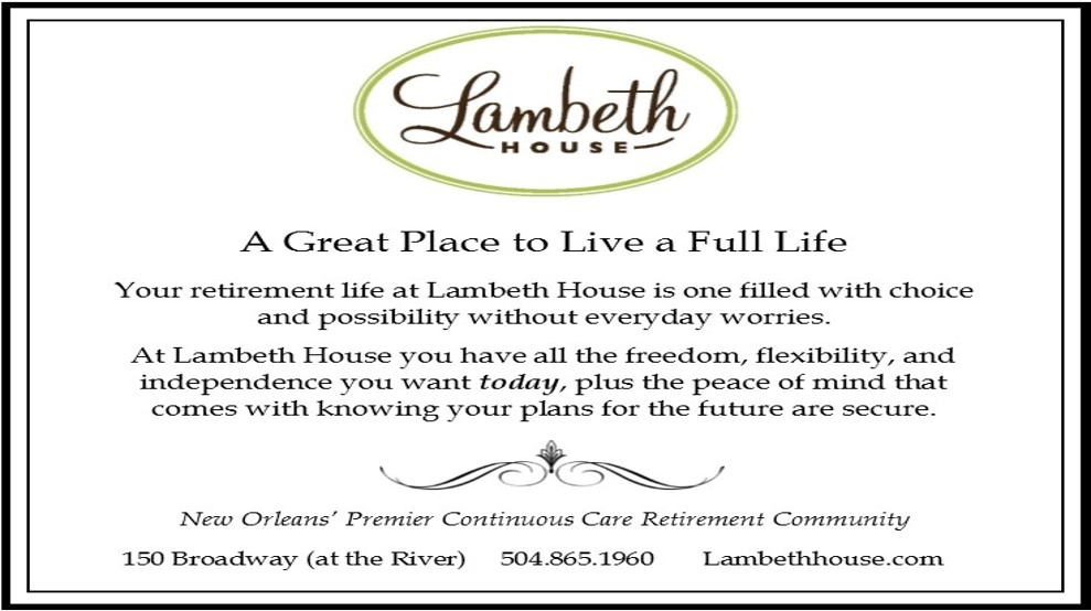 Lamberth House  Whole Note Sponsor