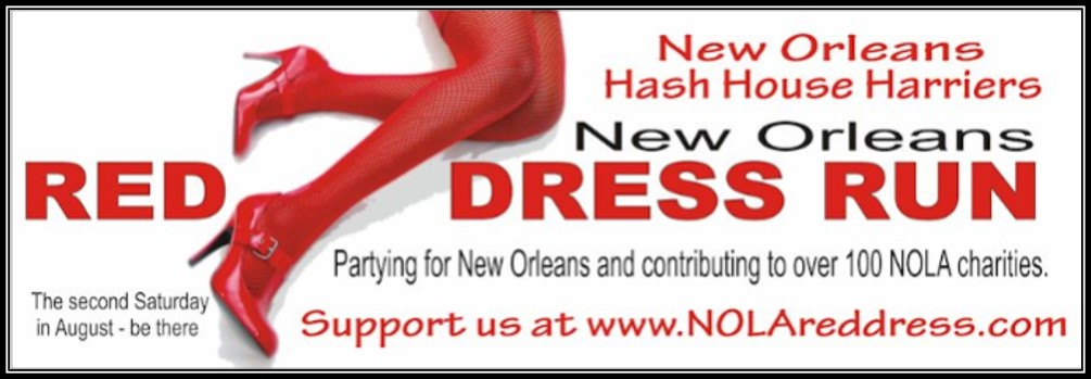 New Orleans Hash House Harriers  Who Dat Sponsor