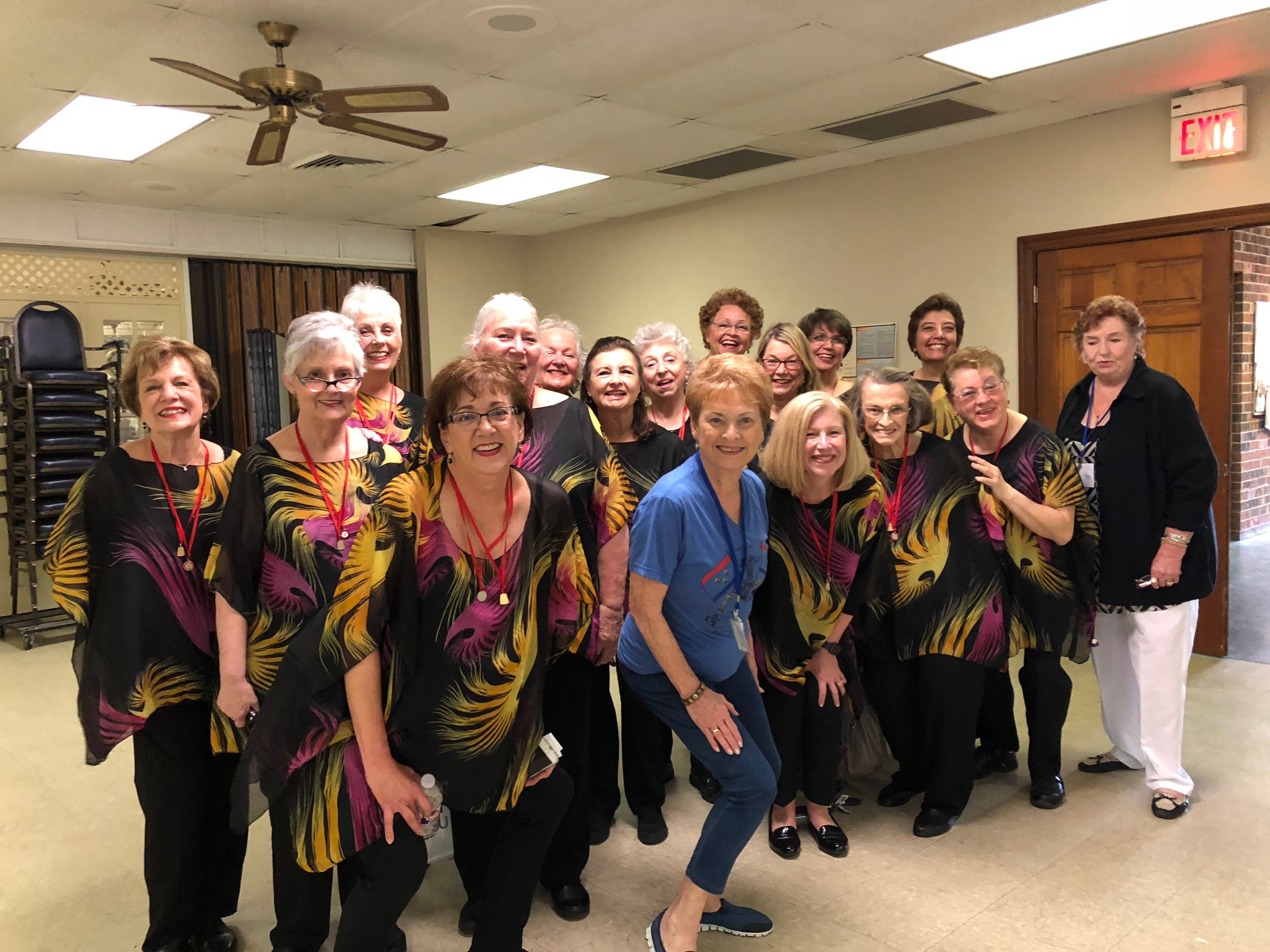 CCSC Performs at Fun Seekers Club, Harahan