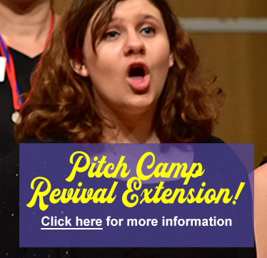 Pitch Camp Revival Extension - September 10th