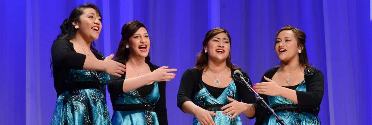 Pitch Camp - A Cappella Camp for Young Women!